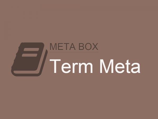 Term Meta