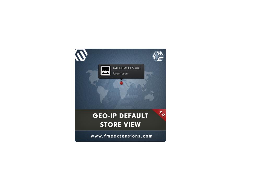 Magento store switcher