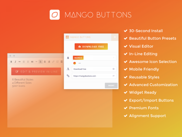 button maker WordPress Plugins - Pro Plugin Directory