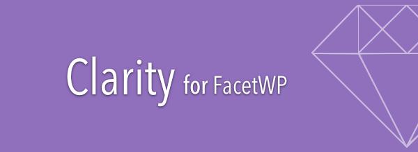 Caldera Clarity for FacetWP