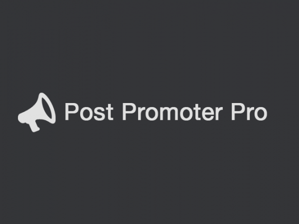 Post Promoter Pro WordPress Plugin