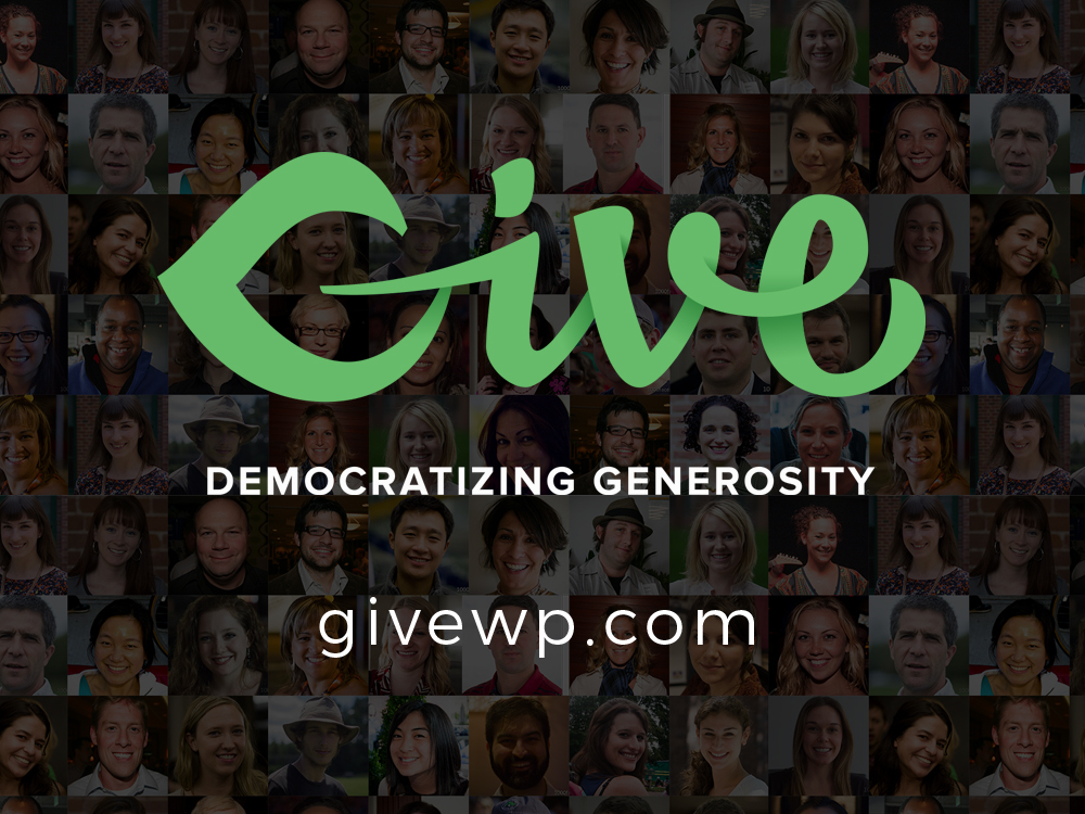 Give: Democratizing Generosity