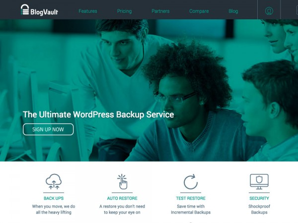 BlogVault WordPress Backups Plugin