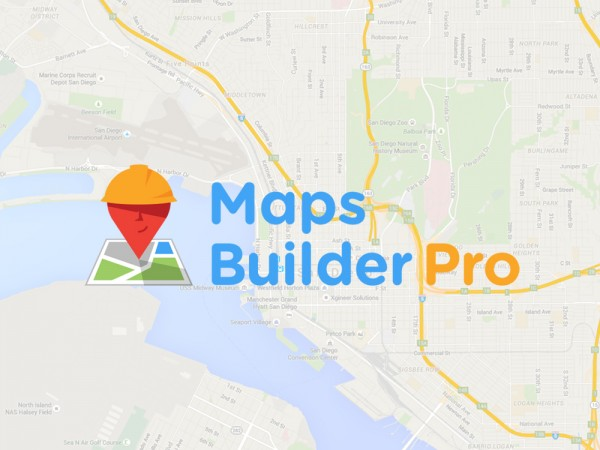 Maps Builder Pro by WordImpress