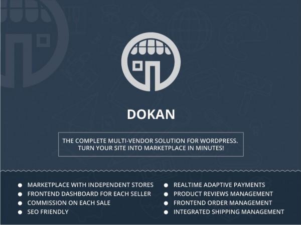 what is dokan