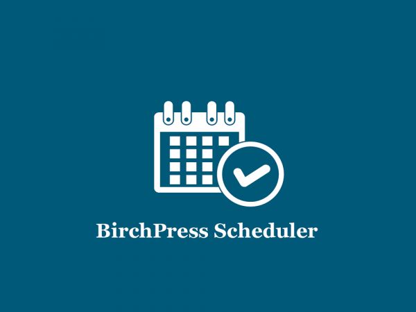 BirchPress Scheduler Booking WordPress Plugin
