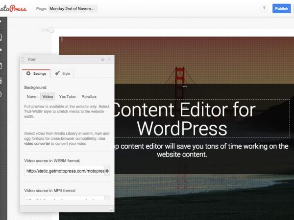 MotoPress Content Editor Plugin
